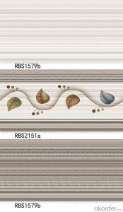New ceramic wall tiles for North Africa market