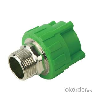PPR Pipe Male Threaded coupling High Class Quality