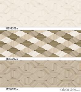 Multifunctinal interior ceramic wall tiles