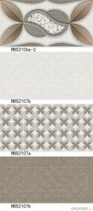 Factory supplier interior ceramic wall tiles for Iraq market