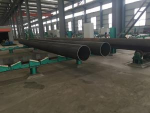 Selling all kinds of longitudinal submerged arc welded Pipe