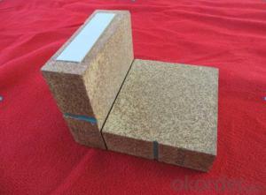 Insulation firebrick B1, B2, B4, B5, B6, B7, C1, C2