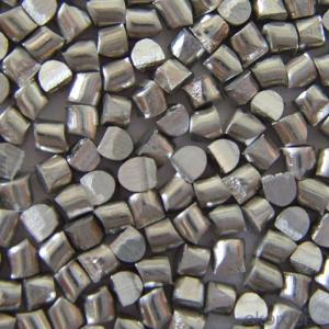 1.0mm-3.5mm Steel Cut Wire Shot with SAE & ISO9001
