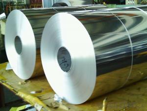 Waterproof Industrial Jumbo Rolls Alloy luminium Foil 1100