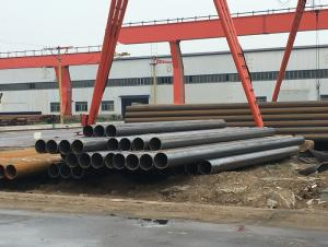 Low carbon seamless steel pipe for conveying fluid