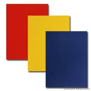 PE Color Coating Aluminium Sheet for Building Inside Walls