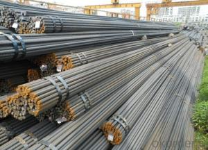 BS4449 UK Standard Steel Rebar from China