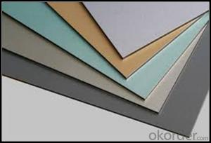 PVDF Color Coating Aluminium Sheet for Building Curtain Walls