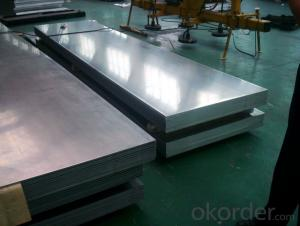 Finished Aluminium Sheet Used For Insignia Board