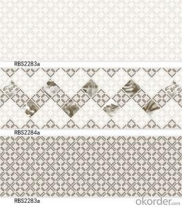 nice design ceramic wall tiles for balcony /decorative wall tils