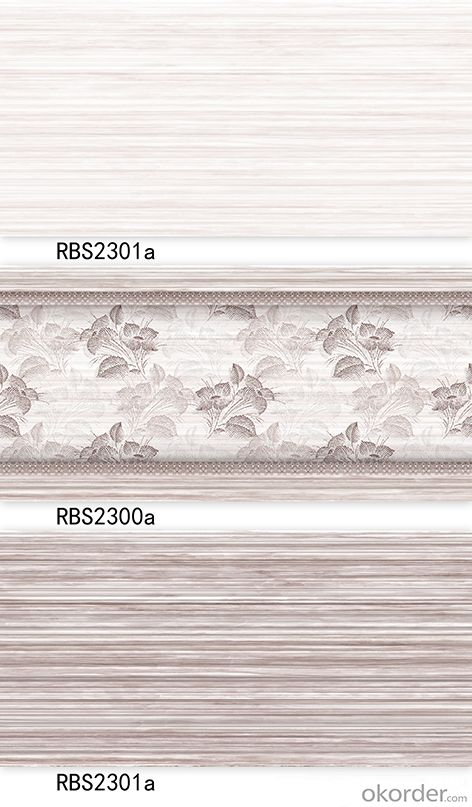 hot sale interior decorative ceramic wall tiles in Dubai market