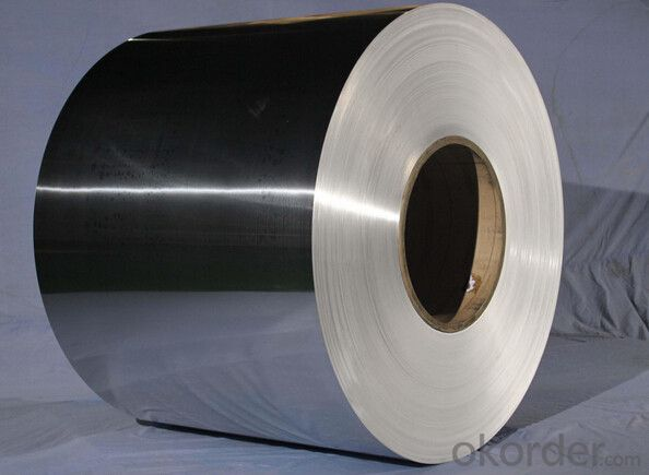 Mill Finished Aluminium Coil For Aluminium Composite Panel