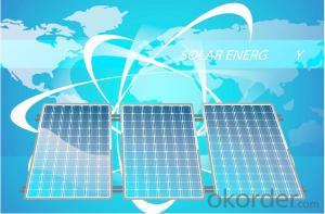 Solar Home System CNBM-K2 Series 80W Solar Panel