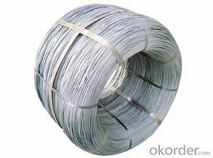 q195 hot rolled carbon mild black steel wire rod coil