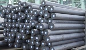 Material S20C/S45C /S50C hot rolled steel round bar