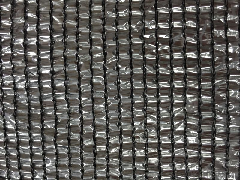 Hot Quality Thermal Insulation Fabric  Aluminum Net Shade Net