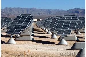 CNBM Solar Monocrystalline 125mm Series 50W
