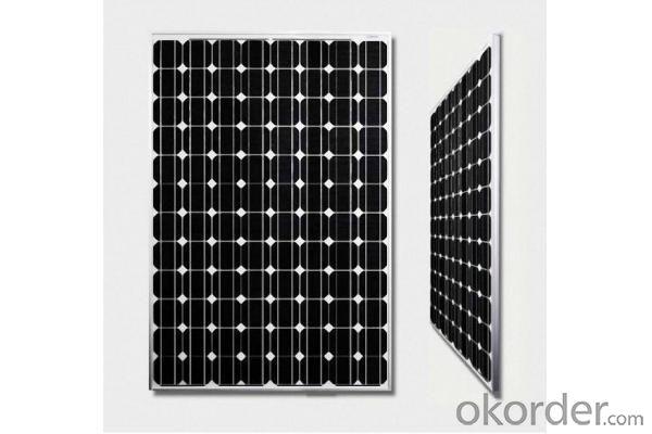 CNBM Solar Monocrystalline 156  Series 80W