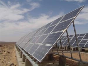 CNBM Solar Monocrystalline 156 Series 120W