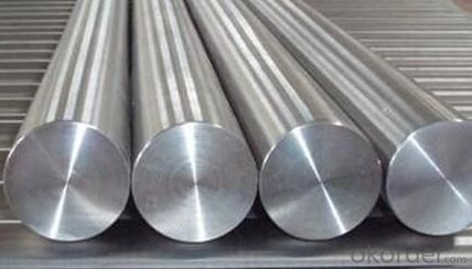 JIS SUS 440 B stainless steel forged round bar