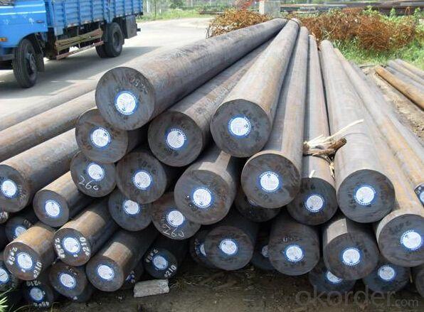 Mild Steel Round Bar / S235 Mild round steel bars