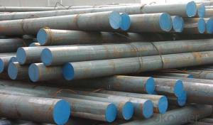hot rolled/cold drawn steel round bar SS400 Q235 A36