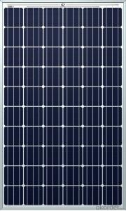 CNBM Solar Monocrystalline 156mm  Series 130W