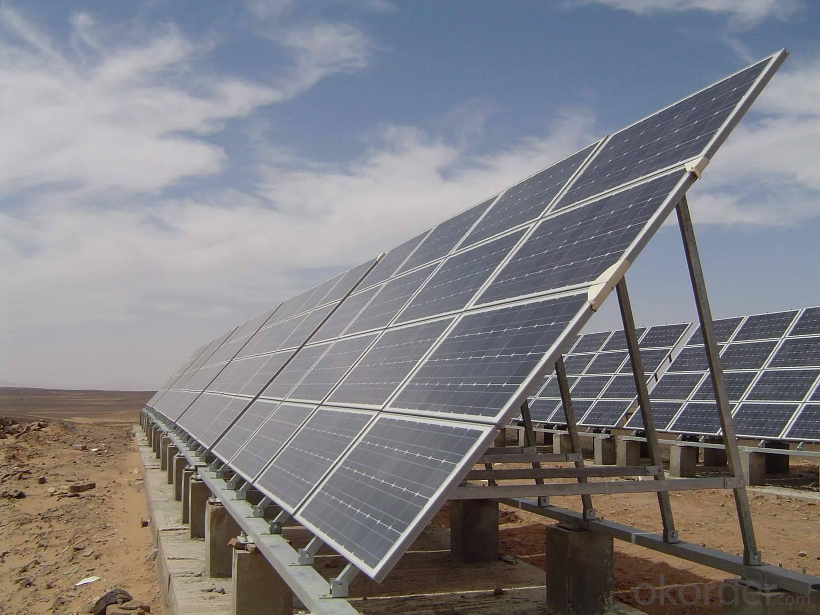 CNBM Solar Monocrystalline 156 Series 130W
