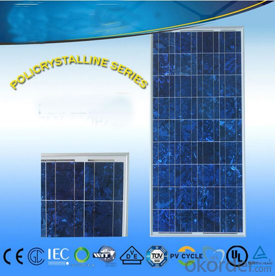 CNBM Solar Monocrystalline 156mm Series 60W