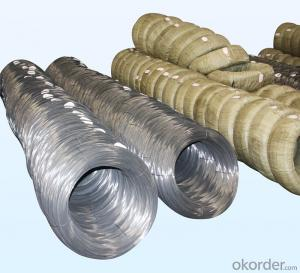 steel wire/galvanized steel wire/galvanized iron wire with low price
