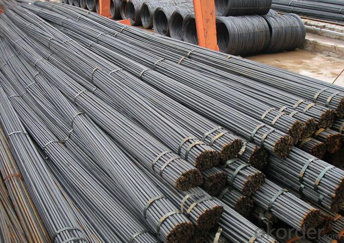 10mm Construction Hot Rolled Deformed Steel Rebar