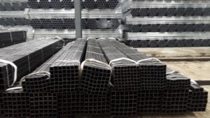 Cold bending square rectangular pipe for building