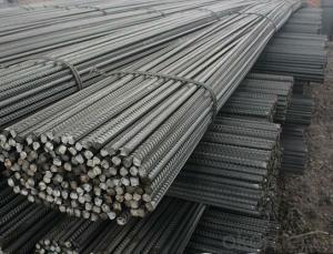 BS4449 B460B Steel Rebar/Deformed bar Made in China