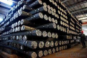 High Tensile Deformed Steel Rebar/Iron Rods for Building Construction