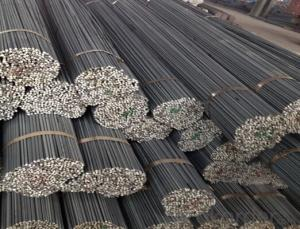 BS4449 ASTM A615 DCL Reinforcing Steel Rebar