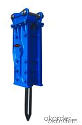 CONCRETE PUMP PARTS of HYDRAULIC HAMMER from CNBM