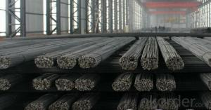 BS4449B 500A/500B Deformed Steel Rebar/Iron Rod for Construction