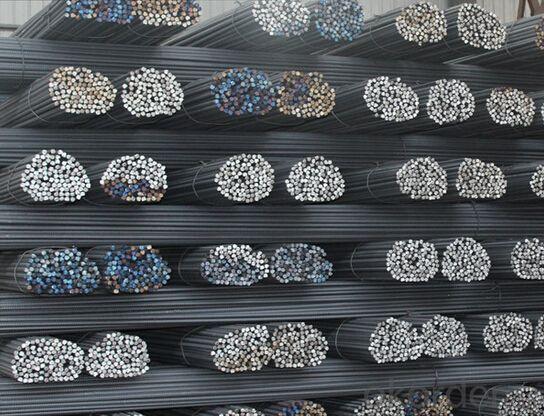ASTM A706, 460B,500B,GR40,GR50 Deformed Steel Bar