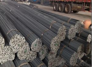 BS4449 B460B Steel Rebar/Deformed bar Made in China
