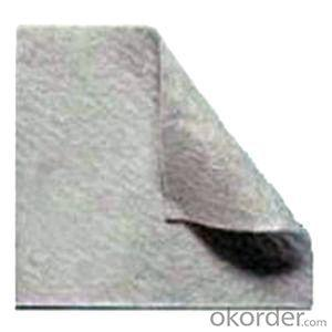 China Short Nonwoven Geotextile for Road Construction