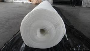PET Filament Fiber Non-woven Geotextile for Highway,RailwayPET
