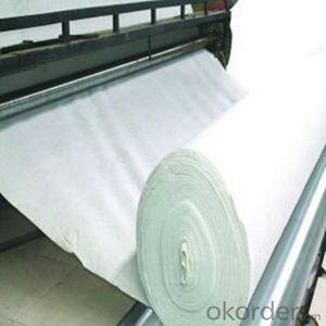 Long Silk Non-woven Geotextile for Road Construction