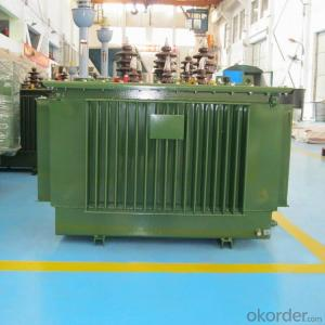 SBH15-M amorphous alloy oil immersed transformer
