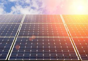 Solar Monocrytalline 125mm  Series   (70W-----80W)