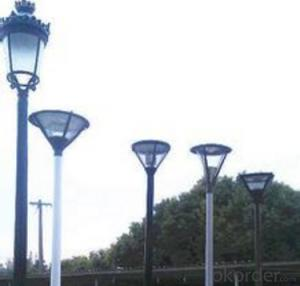 FRP Lighting Pole made in China