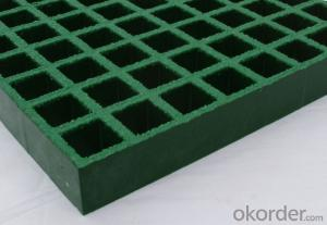 FRP Pultruded Grating made in China