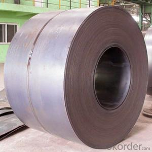 Hot Rolled Steel Coils SS400 Carbon Steel Made In China Steel Plates