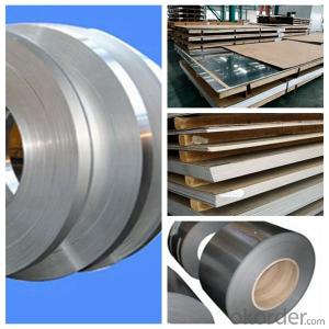 Cold Rolled Steel Coils 2B Finish Grade 304 Grade 316 Grade 430