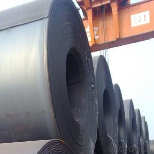 Hot Rolled Steel Coils SS400 Carbon Steel Width 1250mm Made In China