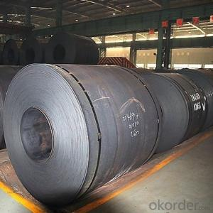 Steel Coils Hot Rolled Steel Coils SS400 Carbon Steel Made In China